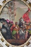 San Sebastiano Nave Decoration, Triumph of Mordecai