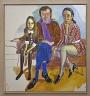 The Family (John Gruen, Jane Wilson and Julia)