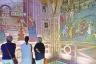 Cappella Baglioni Frescoes