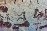 San Rock Art, Marching Men of iKhanti