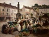 Market at Chateau-Thierry