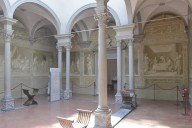 Cloister of the Scalzo Fresco Cycle