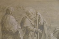 Meeting of Christ and Saint John the Baptist in the Wilderness