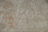 Christ in the Sepulcher with Two Angels (sinopia)