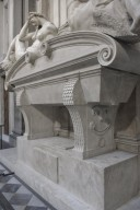 Tomb of Giuliano de' Medici with Night and Day