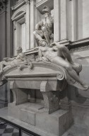 Tomb of Lorenzo de' Medici with Dusk and Dawn