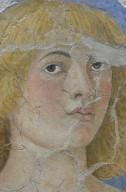 Ascension of Christ [fresco fragments]