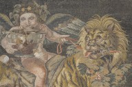 Dionysus As a Child Riding a Tiger