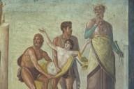 Iphigenia Being Led to Sacrifice