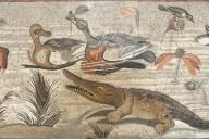 Nile Scene (Floor Mosaic)