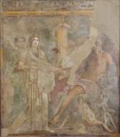 Wedding of Zeus and Hera