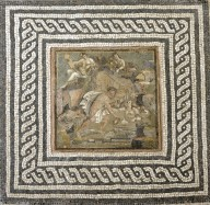 Floor Mosaic with Story of Hylas and the Nymphs