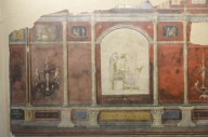 Agrippa's Villa of the Farnesina: Bedroom (Cubiculum) B