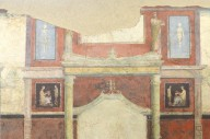Agrippa's Villa of the Farnesina: Bedroom (Cubiculum) D