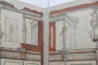 Agrippa's Villa of the Farnesina: Bedroom (Cubiculum) E