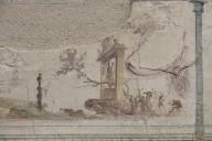 Agrippa's Villa of the Farnesina: Corridor F-G
