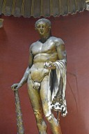 Hercules of the Theatre of Pompey