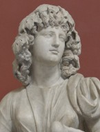Statue of Melpomene, Muse of Tragedy