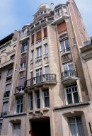 Apartment Building, rue Henri-Heine, Apartment Building, rue Henri-Heine