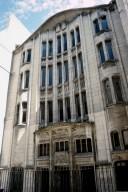 Synagogue, 10 rue Pavée, Synagogue, 10 rue Pavée