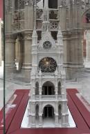 Plaster model of Sainte-Chapelle, Plaster model of Sainte-Chapelle