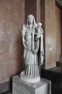 Messalina holding Britannicus, Messalina holding Britannicus
