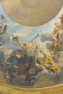 Les muses et les Heures [study for Paris Opéra], Les muses et les Heures [study for Paris Opéra]