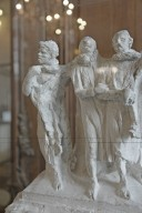 Burghers of Calais [First Maquette], Burghers of Calais [First Maquette]