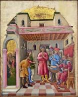 Martyrdom of Saint Mammes of Caesarea