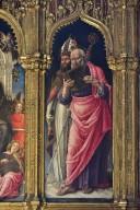 Triptych of Saint Mark