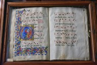 Piccolomini Library, Illuminated Choir Books
