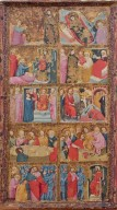 Diptych, Story of Christ and Story of the Passion
