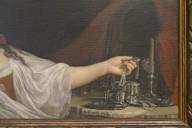 Allegorical portrait of Girolama Santacroce Conti as Vanitas