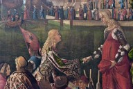 Cycle of St. Ursula: Meeting of Etherius and Ursula and the Departure of the Pilgrims