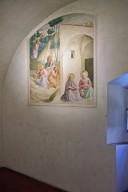 Christ prays in Gethsemane (cell 34)