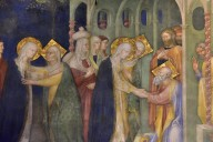 Visitation, Mary and Elizabeth Visit Zachary
