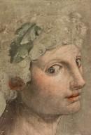 Erythraean Sibyl [fresco fragment]