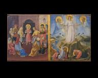 Christ Among the Doctors, Transfiguration of Christ