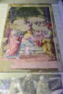 Cappella del Legato, Life of the Virgin [fresco fragments]