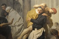 St. Camillio de Lellis Saving the Sick of the Hospital of San Spirito from the Floodwaters of the Tiber