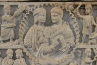 Sarcophagus of Adelphia