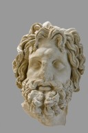 Colossal Head of Asclepius from Syracuse