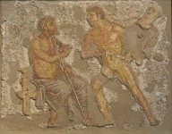 Agamemnon and Achilles Quarrel