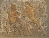 Agamemnon and Achilles Quarrel