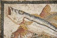 Ducks and Fish Mosaic