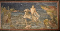 Phrixus and Helle Mosaic