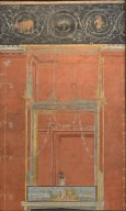 Temple of Isis: Portico Frescoes