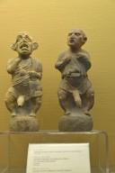 Macrophallic Terracotta Dwarves, Figural Jugs