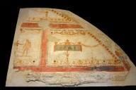 Domus Transitoria Nymphaeum Frescoes