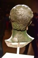 Portrait bust of Drusus Major